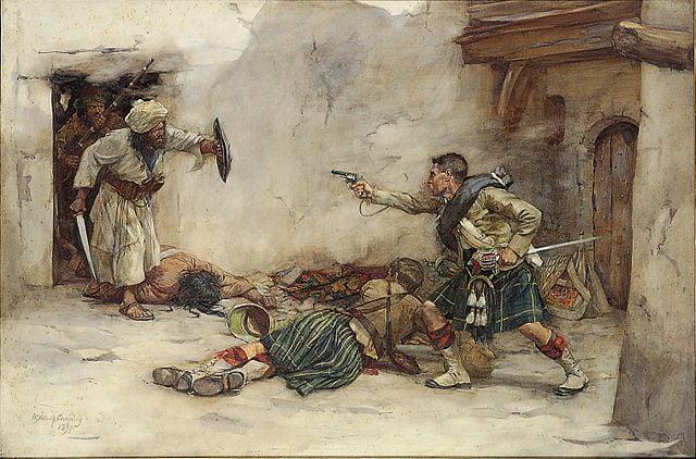 Afghan Wars 1839-42 and 1878-80