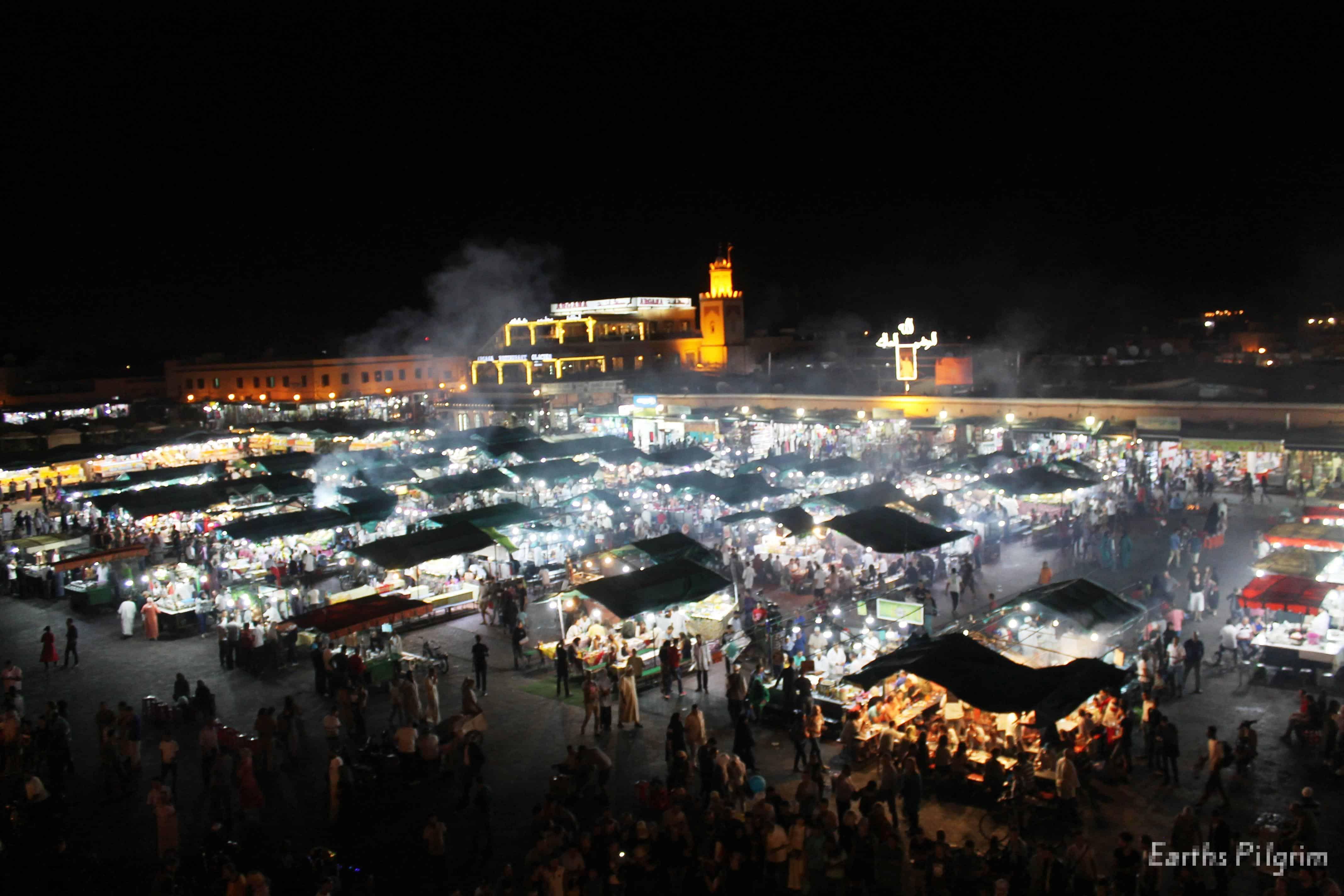 Marrakech Medina: Navigating the Chaos