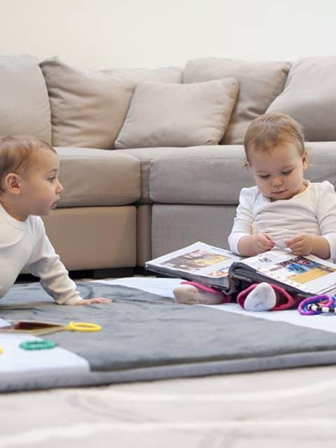 Development Of Baby Play Mat And How You Can Make Full Use Of It