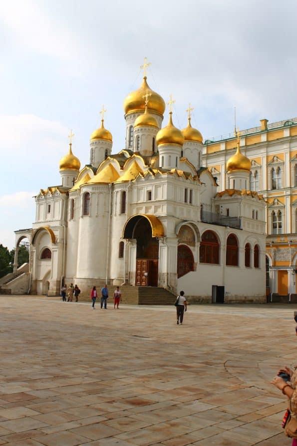 Moscow Kremlin : Inside the Powerhouse