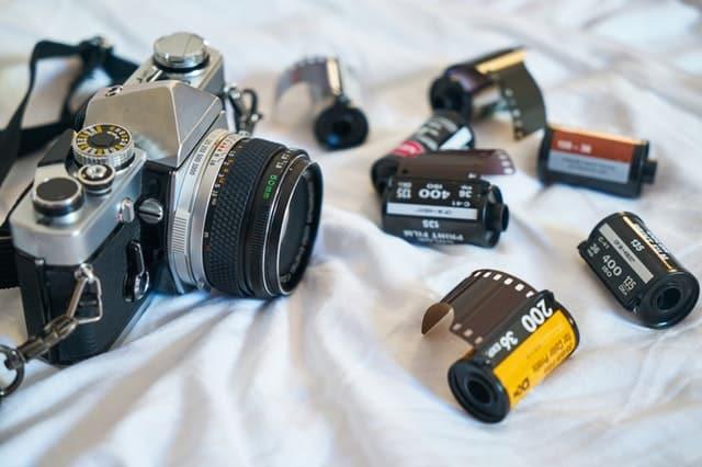 Keeping Up on Camera Reel Repair