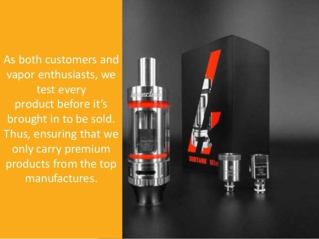 Premium Wholesale Vaping Supply