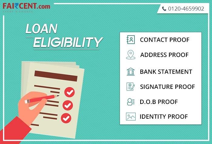Loan Eligibility- Faircent