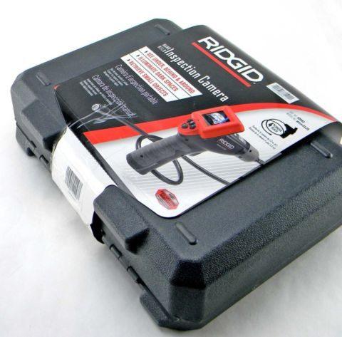 Repairing your Ridgid Camera