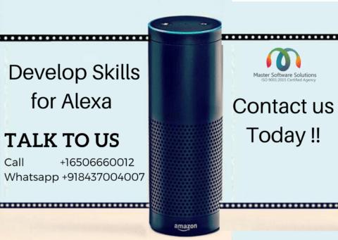 Alexa Skill Development- How It can Help You?